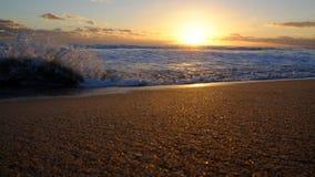 Sabbia scintillante Immagini Stock