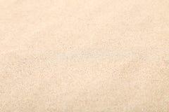 Sabbia senza cuciture su un intero fondo Fotografie Stock