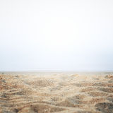 Sabbia sulla riva fotografia stock
