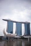 Sabbie di Marina Bay, Singapore Immagini Stock
