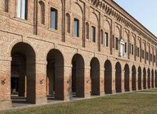 Sabbioneta, Lombardije, Italië Stock Afbeeldingen