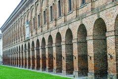 Sabbioneta (Mantova) Immagine Stock