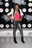 Sabi på MTV den videopd musiken 2011 tilldelar ankomster, Nokia teaterLA direkt, Los Angeles, CA 08-28-11 arkivfoto