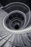 Sabiduría que tuerce en espiral Fotos de archivo