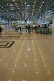 Sabiha Gokcen ınternational机场 图库摄影