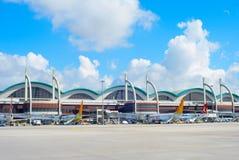 Sabiha Gokcen International Airport extérieure Image libre de droits
