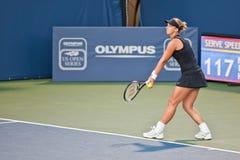 Sabine Lisicki, GER, plays in semifinal game Stock Photos