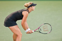 Sabine Lisicki, GER, plays in semifinal game Royalty Free Stock Photo
