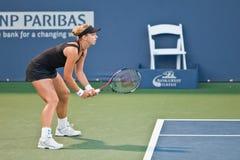 Sabine Lisicki, GER, plays in semifinal game Royalty Free Stock Photos