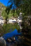 Sabino Canyon Lizenzfreies Stockbild