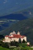 Sabiona Monastery, Chiusa, Klausen, Valle Isarco, Bolzano, Trentino Alto Adige Stock Photography