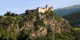 Sabiona Monastery, Chiusa, Klausen, Valle Isarco, Bolzano, Trentino Alto Adige Royalty Free Stock Images