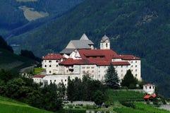 Sabiona Monastery, Chiusa, Klausen, Valle Isarco, Bolzano, Trentino Alto Adige Stock Photos