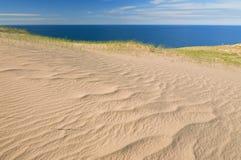 sable дюн грандиозный Стоковые Фотографии RF