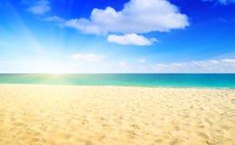 sable d'océan photographie stock
