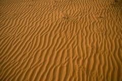 Sable de désert Photographie stock libre de droits