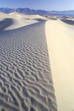 Sable de désert, Death Valley, la Californie Photographie stock
