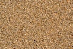 Sable de plage Photos libres de droits