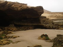 Sable de plage Photographie stock libre de droits