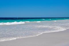 Sable et mer : Hillarys, Australie occidentale Photo libre de droits
