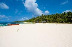 Sable et plage Photographie stock