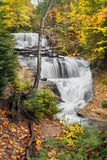 Sable Falls Royalty Free Stock Image