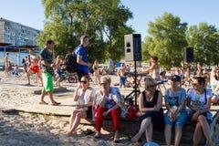 Sable Fest Photo stock