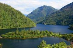 Sable lakes. Stock Photo
