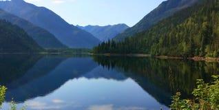Sable lakes. Royalty Free Stock Photos