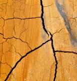 sable sec d'abrégé sur texture de Lanzarote Espagne image stock