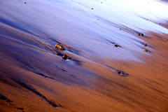 Sable Sheen Image libre de droits