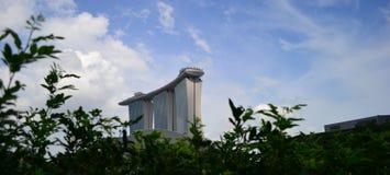 Sables de compartiment de marina : Pays dans les nuages Image libre de droits
