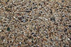 Sables et pierre Photo libre de droits