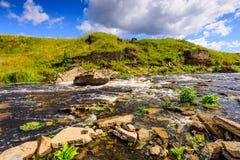 Sablinka river Stock Photo