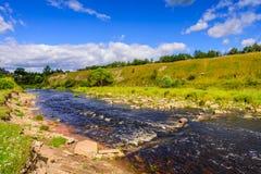 Sablinka river Stock Photos