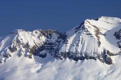 Sabocos peak Royalty Free Stock Image