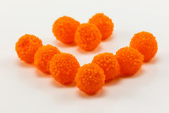 Sabor da laranja da geleia Fotos de Stock