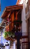 Sabor de Candelario na escala de Gredos na Espanha fotos de stock royalty free