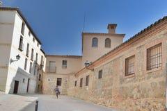 Sabor de Toledo na Espanha imagem de stock