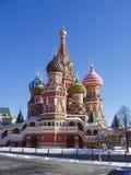 Sabor Vasily Blazhennogo royalty-vrije stock foto