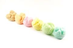 Sabores Assorted do gelado Imagem de Stock Royalty Free