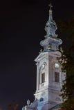 Saborna Crkva. St. Michael katedra, Belgrade, Serbia Fotografia Stock