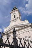 Saborna-Kirche Lizenzfreies Stockfoto