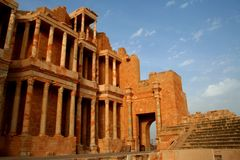 Sabratha Royalty Free Stock Photo