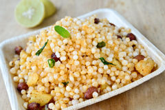Sabudana Khichdi Stock Photos