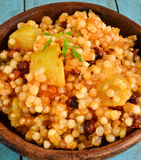 Sabudana Khichdi Stock Photo