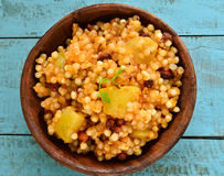 Sabudana Khichdi Royalty Free Stock Photography