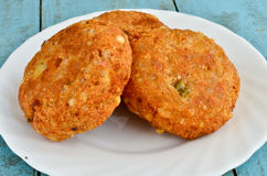 Sabudana Vada Stock Photography