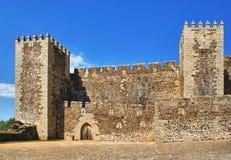 Sabugal castle Stock Photos