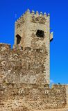 Sabugal castle Royalty Free Stock Photography